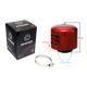 Filtr powietrza stożkowy czerwony. średnica 34 mm