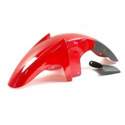 Obudowa - błotnik przedni czerwony do motocykla TZ