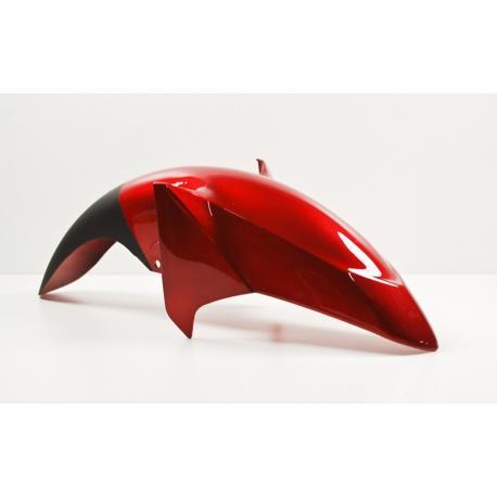 Obudowa - błotnik przedni czerwony do motoroweru Flex