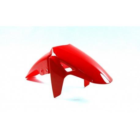 Obudowa - błotnik przedni czerwony do motoroweru FR50