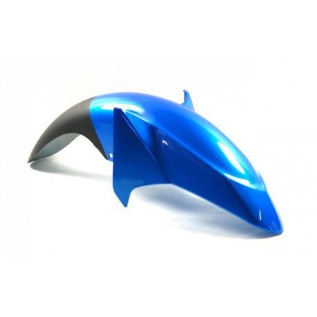 Obudowa - błotnik przedni niebieski do motoroweru Flex
