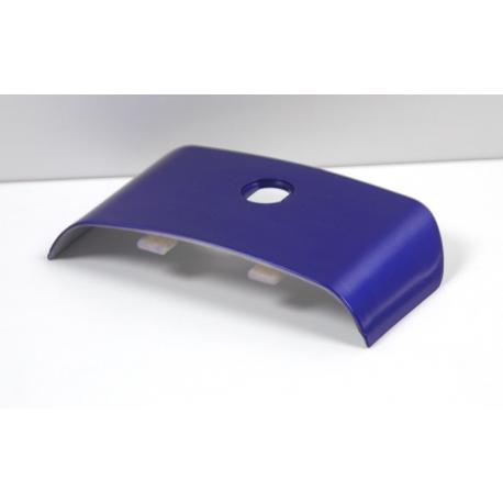 Obudowa - łącznik tył niebieski do motoroweru Fighter 2