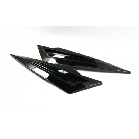 Obudowa - trójkąty tylnie czarne Falcon 2 (komplet)