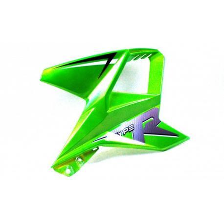Obudowa baku prawa zielona Hyper 125