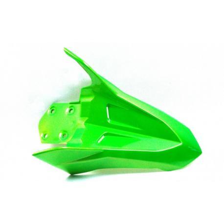 Obudowa błotnik przedni- część górna zielony do motocykla Hyper 125