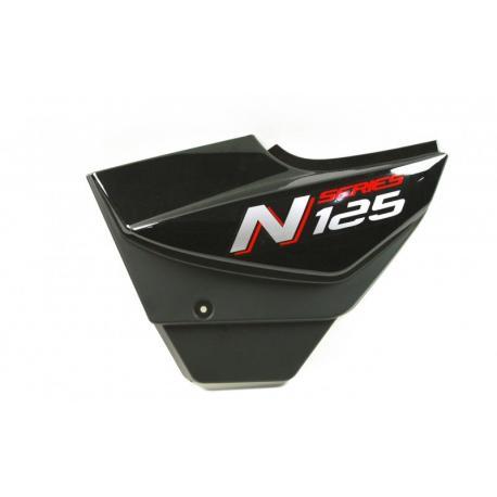 Obudowa boczna lewa czarna do motocykla N125