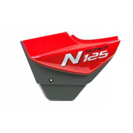 Obudowa boczna lewa czerwona do motocykla N125