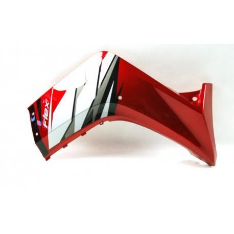 Obudowa boczna lewa czerwona do motoroweru Flex