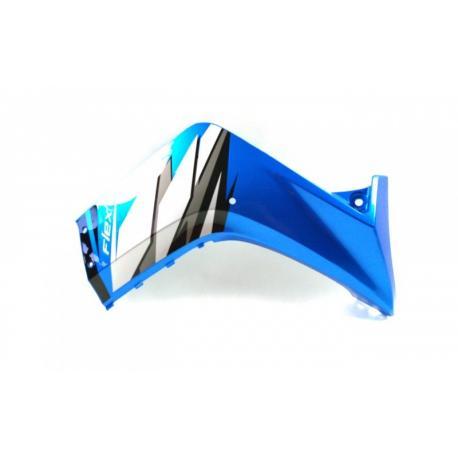Obudowa boczna lewa niebieska do motoroweru Flex