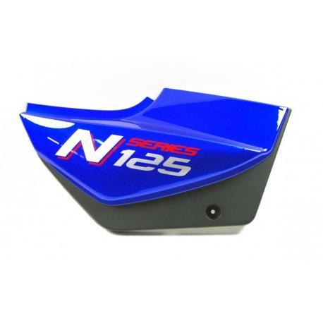 Obudowa boczna orawa niebieska do motocykla N125