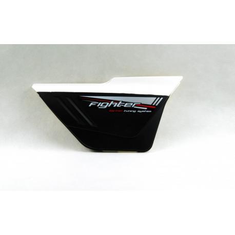 Obudowa boczna prawa biała do motoroweru Fighter 2