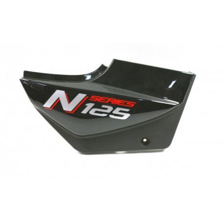 Obudowa boczna prawa czarna do motocykla N125
