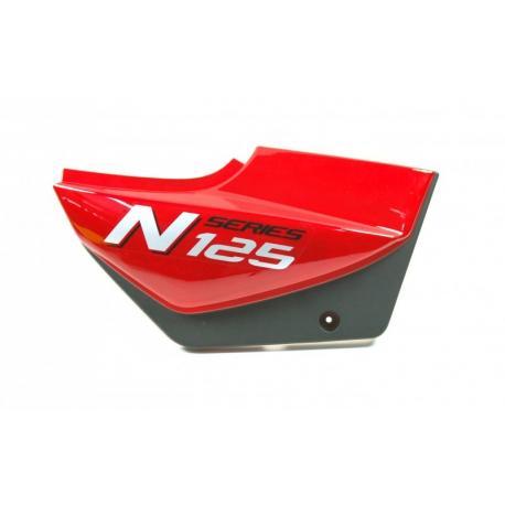 Obudowa boczna prawa czerwona do motocykla N125