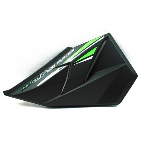 Obudowa boczna prawa zielona Hyper 125