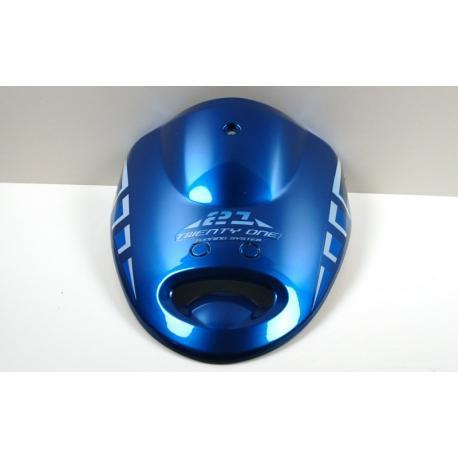 Obudowa przednia górna niebieska do skutera 21 2