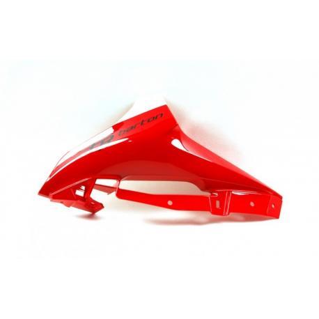 Obudowa reflektora lewa czerwona do motoroweru FR50