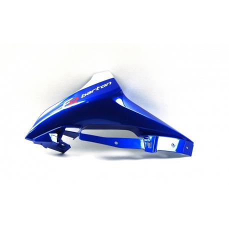 Obudowa reflektora lewa niebieska do motoroweru FR50