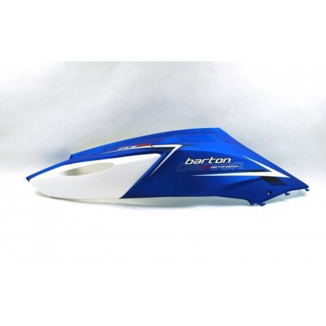 Obudowa SKUTER FIREFOX TYLNA PRAWA niebieski mat
