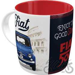 KUBEK FIAT 500 ENJOY 43066