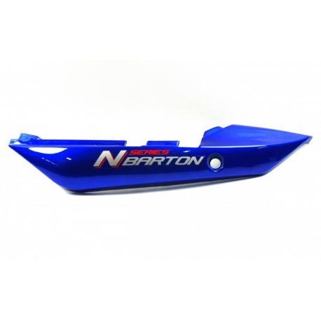 Obudowa tylna lewa niebieska do motocykla N125