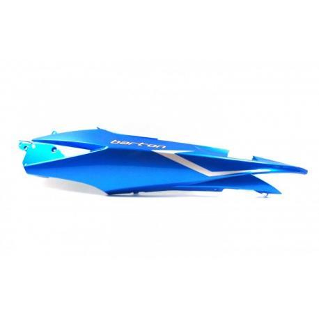 Obudowa tylna lewa niebieska do motoroweru Flex