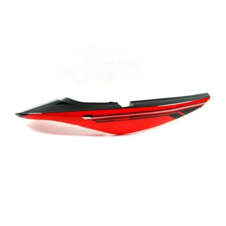 Obudowa tylna prawa czarno-czerwona do motoroweru Sprint 2
