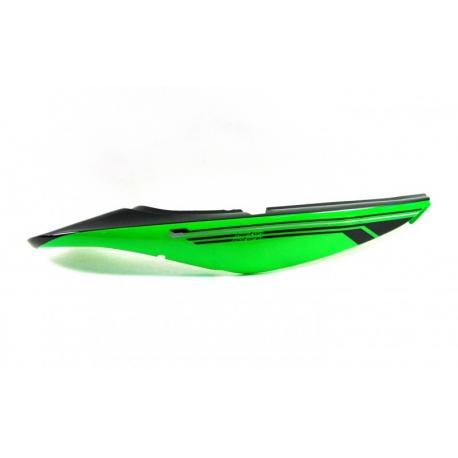 Obudowa tylna prawa czarno-zielona do motoroweru Sprint 2