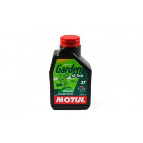 Olej silnikowy MOTUL GARDEN 2T HI-TECH 1L