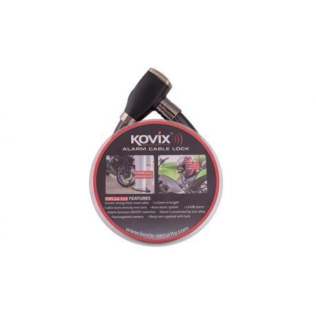Linka stalowa z alarmem KOVIX KWL24-110