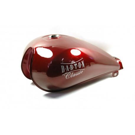 Zbiornik paliwa czerwony do motocykla Classic 125