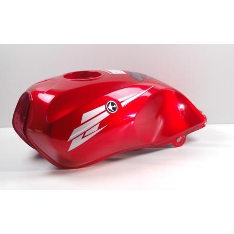 Zbiornik paliwa czerwony do motoroweru Fighter 2
