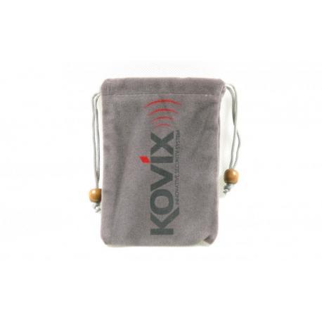 Materiałowa saszetka na blokady tarczy hamulcowej KOVIX