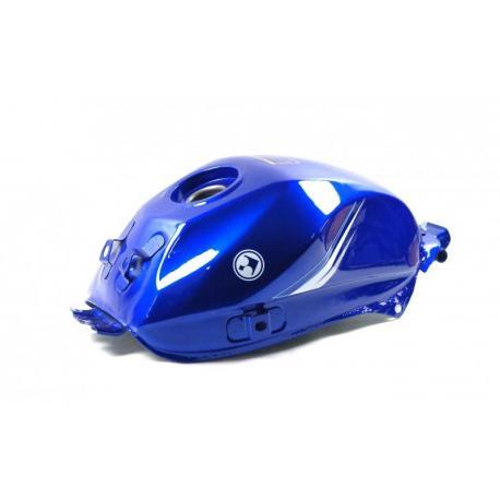 Zbiornik paliwa niebieski do motoroweru FR 50