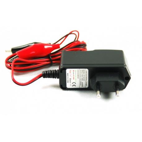 Ładowarka akumulatorów cyfrowa (napięcie 12V, natężenie 1,0A)