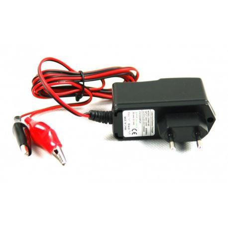 Ładowarka akumulatorów cyfrowa (napięcie 6V)