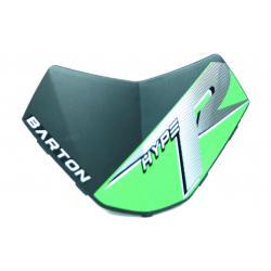 Owiewka zielona do motocykla Hyper 125
