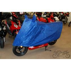 POKROWIEC NA MOTOCYKL MAX 650 CCM NIEBIESKI