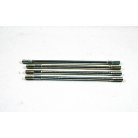 Szpilki silnika do skutera 4T (komplet: 1x175mm, 3x168mm)