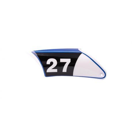 Obudowa tylna prawa niebieska do MiniCross DB10 SA