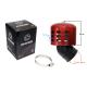 Filtr powietrza stożkowy czerwony, średnica 34 mm